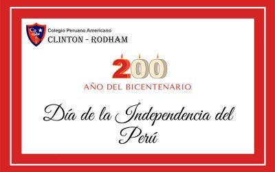 PERUANIDAD DEL BICENTENARIO